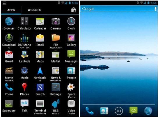 Galaxy Ace GT S5830; Cyanogenmod CM9 Android 4.0.4 [İndir, Yükle
