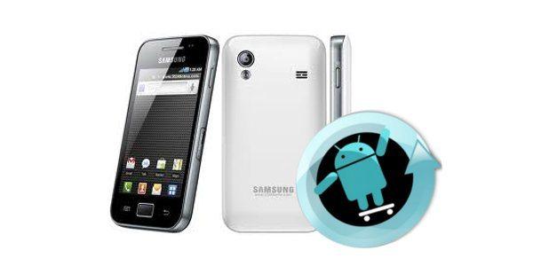 [Rom] Samsung Galaxy Ace (S5830); Cyanogenmod CM7 Android 2.3.7 [İndir, Yükle]