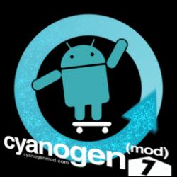 [ROM-gb] Galaxy W İ8150; Cyanogenmod CM7 Android 2.3.7 Gingerbread Rom Yükleme İşlemi