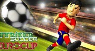 Striker Soccer Euro 2012 Pro v1.6.1
