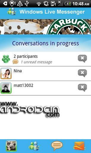 windows live messenger for android Msn Messenger