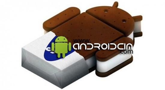 i9000 Galaxy S İCS Android 4 yükleme