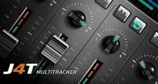 [Uygulama] J4T MultiTrack Recorder Android Ses Kayıt ve Stüdiyo Uygulaması