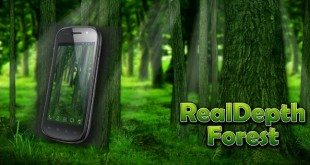 RealDepth Forest LWP v1.0.8