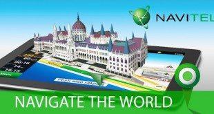 Navitel Navigator Navigasyon uygulaması