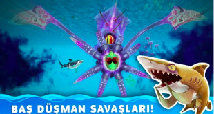 Hungry Shark World Apk indir