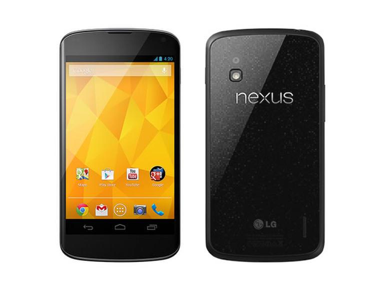 Google Nexus 4 by LG.