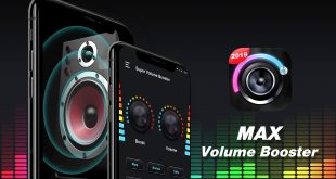 Volume Booster 6.4 Android Ses Artırma