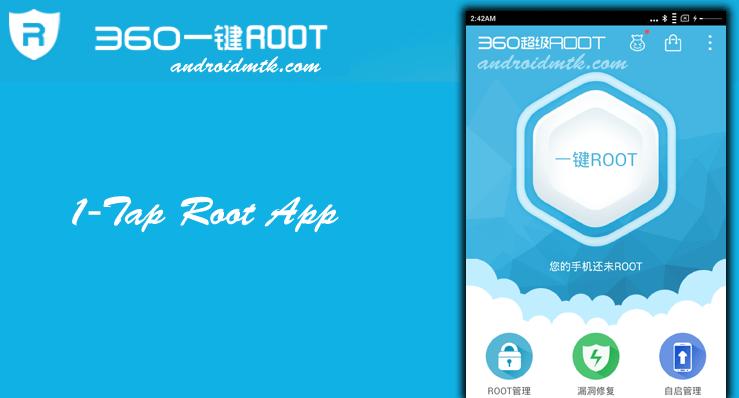 360 root uygulaması