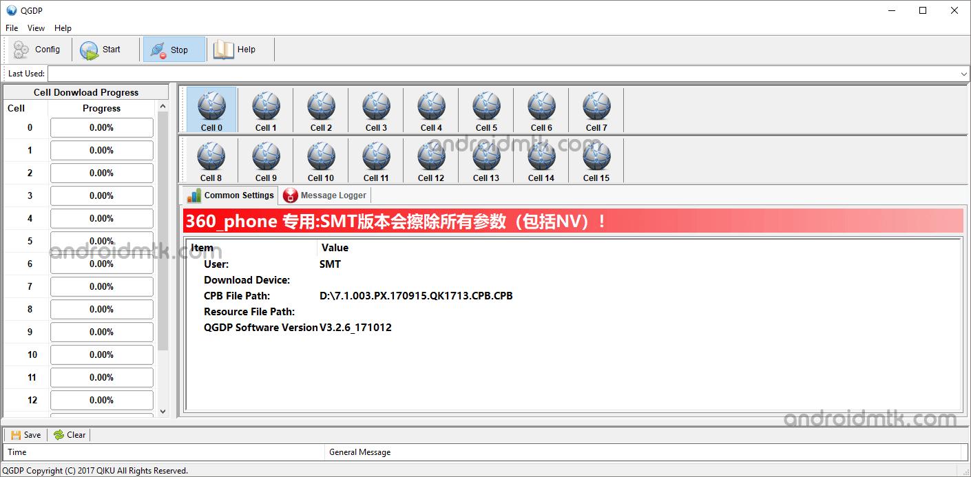 QGDP Aracı